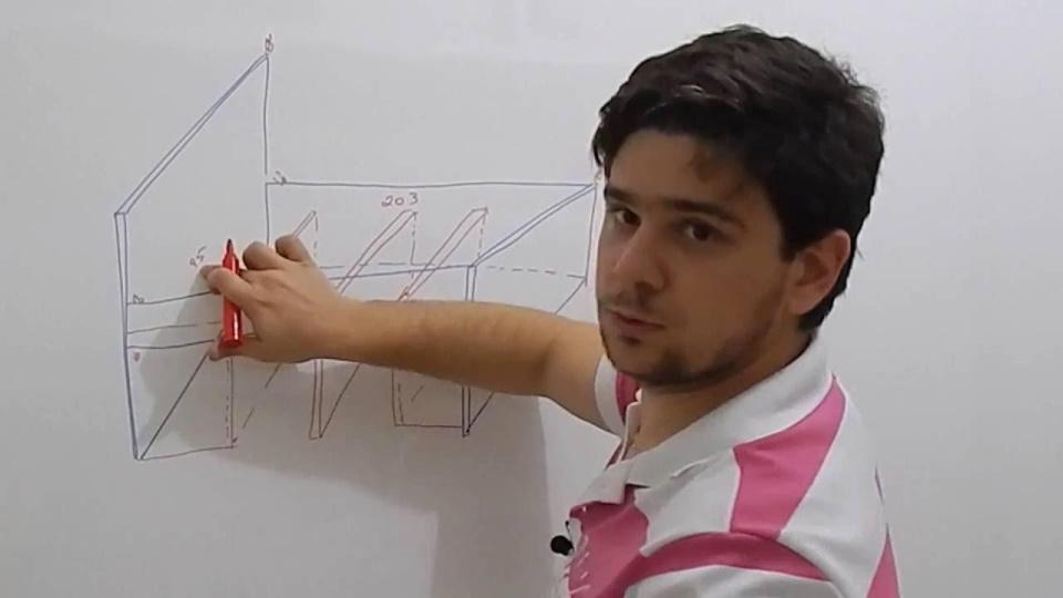 Como fazer Cama Planejada c/ Gavetas [EXPLICAÇÃO]