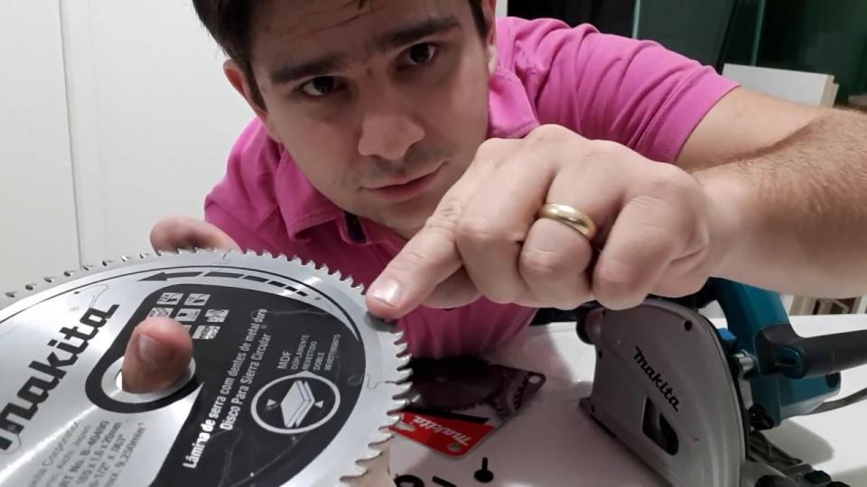 O Melhor Disco de Serra que Corta de MDF à Alumínio p/ SP-6000