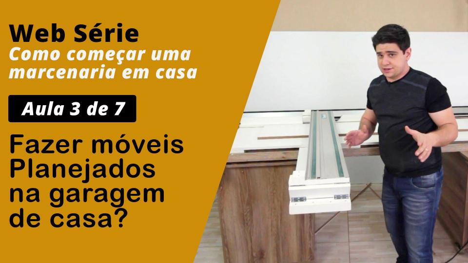 3 de 7 - Qual espaço mínimo para trabalhar com móveis planejados a partir de casa? - WEB SÉRIE